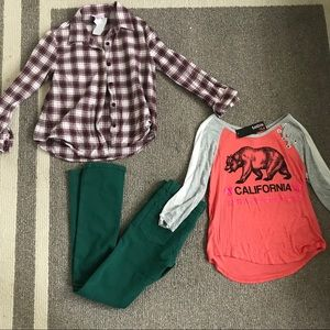 Girls Brand New Clothing Lot Size 10 NWT